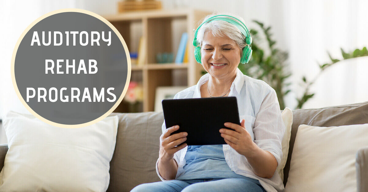 Auditory Rehab Programs